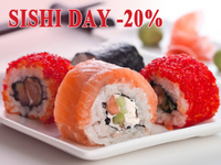 Izmir Lounge invites you to Sushi Day