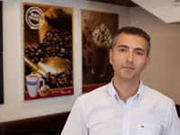 Coffee with cream: Teiyar Akkubayev director of the Real Group Company